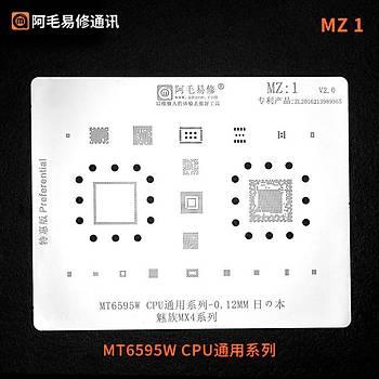 Amaoe MZ 1 Meizu / MT6595W CPU