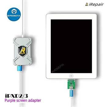 iPad Purple Screen Adaptör (iPad 2/3 Çevirici)