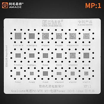 Amaoe MP 1 PM / MTK POWER