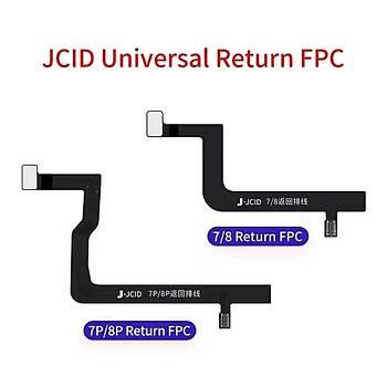 JC Universal Return FPC Home Tuþu Fleks (7/7P/8/8P) (4 adet fleks fiyatýdýr)