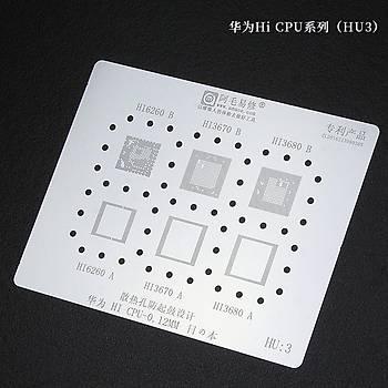 Amaoe Hu 3 / CPU / Hi6260 B / Hi3670 B / Hi3680 B / Hi6260 A / Hi3670 A / Hi3680 A