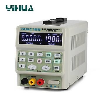 Yihua 3005D Güç Kaynaðý