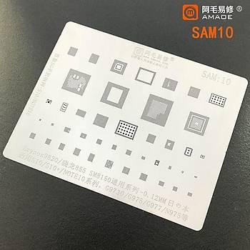 Amaoe SAM 10 Exynos9820 / 855 / SM8150 / S10 / S10+ / NOTE10 / G9730 / G975 / G977 / N975