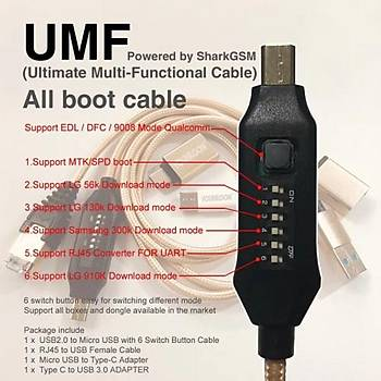 UMF Kablo (Ultimate Multi-functional Cable)