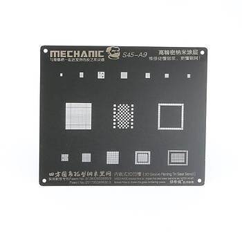 Mechanic A8 3D Kalýp