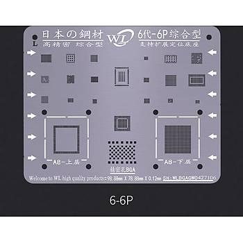 iPhone 6/6P WL Entegre Kalýbý