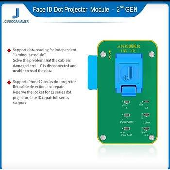 JC Face ÝD for X-11Pro Max/ iPad A12X