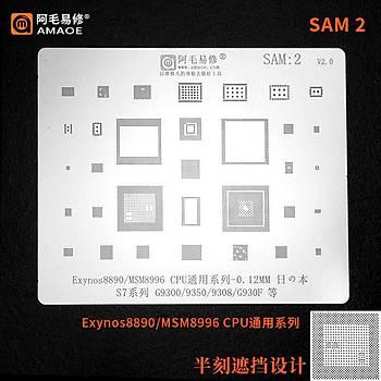 Amaoe SAM 2 Exynos8890 / MSM8996 CPU / S7 / G9300 / 9350 / 9308 / G930F