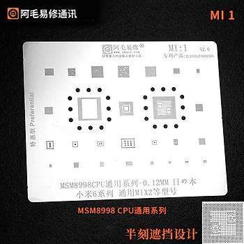 Amaoe Mi 1 / MSM8998CPU / 6 / MIX2