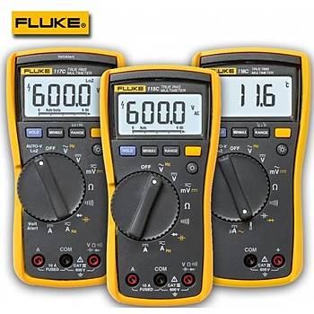 FLUKE 115C Dijital Multimetre