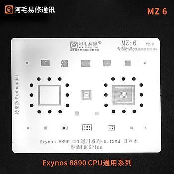 Amaoe MZ 6 Meizu / Exynos8890 CPU / PRO6Plus