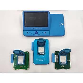 JC PRO 1000S iPhone Chip Programmer (5s - 11PROMAX Arasý modelleri destekler.)