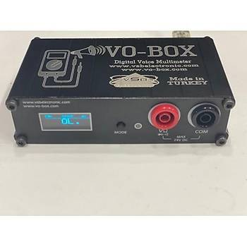 VO-BOX Digital Voice Multimeter