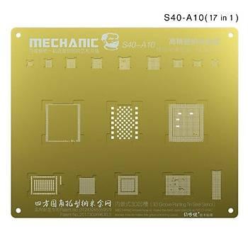 Mechanic A10 3D Kalýp