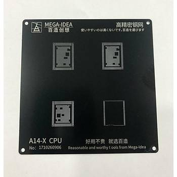 Mega-idea A14 CPU Kalýbý