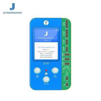 JC PRO 1000S V1S 4 in 1 Lcd Ekran / Batarya / Parmak Ýzi Veri Okuma ve Yazma / Face ÝD Aparatý