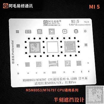 Amaoe Mi 5 / MSM8953 / MT6797 CPU / NOTE4 / 4X