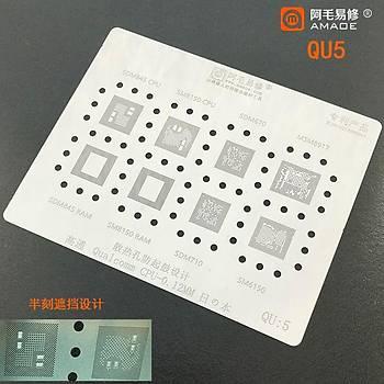 Amaoe Qualcomm QU 5 / SDM845 / SM8150 / SDM670 / MSM8917 / SDM845 / SM8150 / SDM710 / SM6150