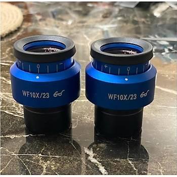 Analog Mikroskoplar Ýçin 10x23 Oküler