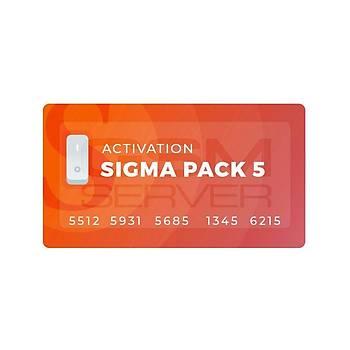 Sigma Box Pack 5 Aktive