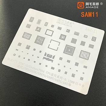 Amaoe SAM 11 710 / Exynos 7904 CPU / J720 / A305 / G8870 / G887 / A40S / A8S