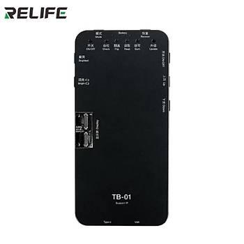 Relife TB-01 Ekran Tester (6s-12ProMax arasý modelleri destekler)