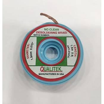 Qualitek Lehim Çekme Teli (1.5m / 1.9mm)