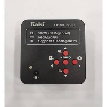Kaisi HDMI 3800 Mikroskop Kamerasý (38MP)