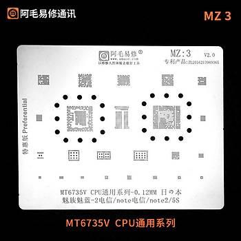 Amaoe MZ 3 Meizu / MT6735V CPU / 2 / NOTE / NOTE2 / 5S