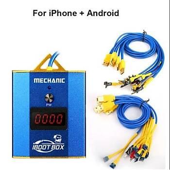 Mechanic ÝBoot Power (iPhone ve Android) (iPhone 11 Serisi Dahildir!)