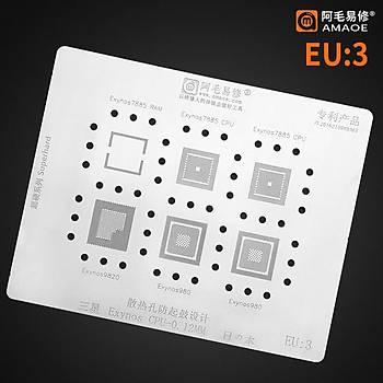 Amaoe EU 3 / Exynos7885 RAM / Exynos7885 CPU / Exynos 7885 CPU / Exynos 9820 / Exynos 980 / Exynos 980 /