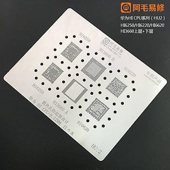 Amaoe Hu 2 / CPU / Hi6520 / Hi3660 B / Hi6220 / Hi6250 / Hi3660 A / Hi6620