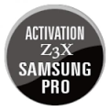 Z3X Samsung Pro Aktive