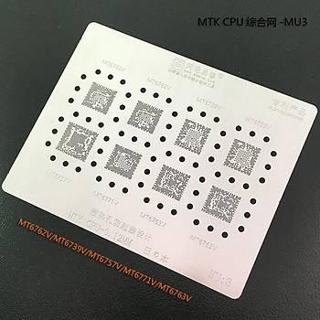 MU 3 / MT6762V / MT6739V / MT6757V / MT6771V / MT6763V