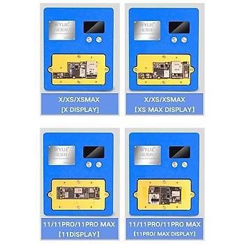 Wylie K85 Bord Isýtýcý (X/XS(XSMAX/11/11PRO/11PROMAX/12Mini/12/12Pro/12Promax)