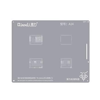 Qianli A14 CPU Kalýbý