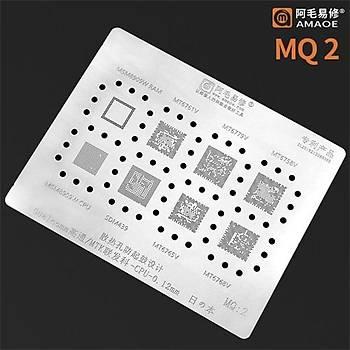 Amaoe MQ 2 / MSM8909W RAM / MT6761V / MT6779V / MT9758V / MSM909W CPU / SDM439 / MT6765V / MT6768V