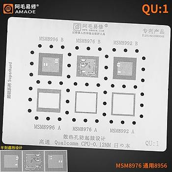 Amaoe Qualcomm QU 1 MSM8996 B / MSM8976 B / MSM8992 B / MSM8996 A / MSM8976 A / MSM8992 A