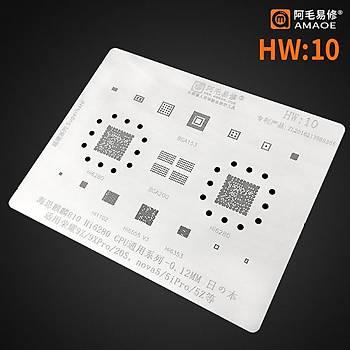 Amaoe HW 10 / 810 / Hi6280 CPU / 9X / 9XPRO / 20S / Nova5 / 5iPro / 5Z