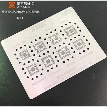 Amaoe SU 1 / Spreadtrum SC CPU / SC7727S / 7730S / SC7731C / SC7715A / SC7731G / SC9832A / 9830A / SC7730A / 8830A / SC8825C / SC6825A / 8825A