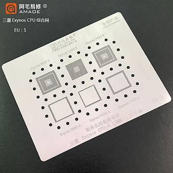 Amaoe EU 1 / Exynos CPU / Exynos 8890 B / Exynos 5430 B / Exynos 7420 B / Exynos 8890 A / Exynos 5430 A / Exynos 7420 A /