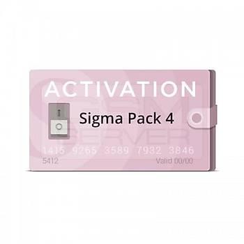 Sigma Box Pack 4 Aktive