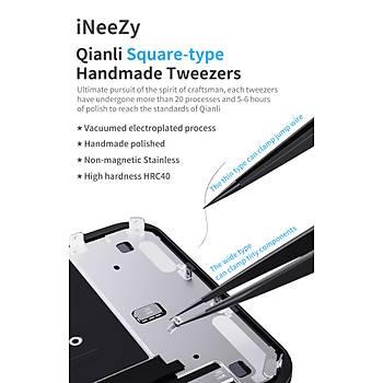 iNeezy FK-04 0.15mm Cýmbýz