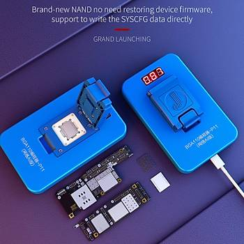 JC P11F 3in1 BGA110 PCIE Programmer for iPhone 8/8P/X/XR/XS/XSMAX