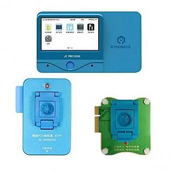 JC PRO 1000S iPhone Chip Programmer (iPhone 5-7P arasý modelleri destekler)
