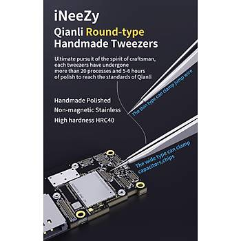 iNeezy YK-02 0.1mm Cýmbýz