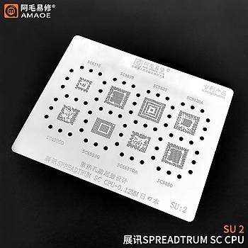 Amaoe SU 2 / Spreadtrum SC CPU / SC651E / SC9850 / SC6820 / SC9820A / SC6500D / SC6533G / SC6531DA / SC9850