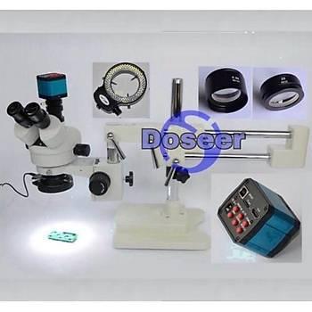 Doseer Akrobat Standlý Stereo Mikroskop