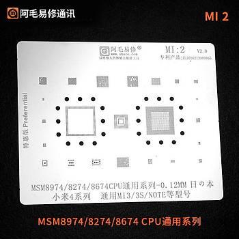 Amaoe Mi 2 / MSM8974 / 8274 / 8674CPU / 4 /MI3 / 3S