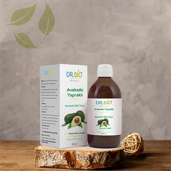 Avokado Yapraklý Sývý Ekstrakt (250 ml)
